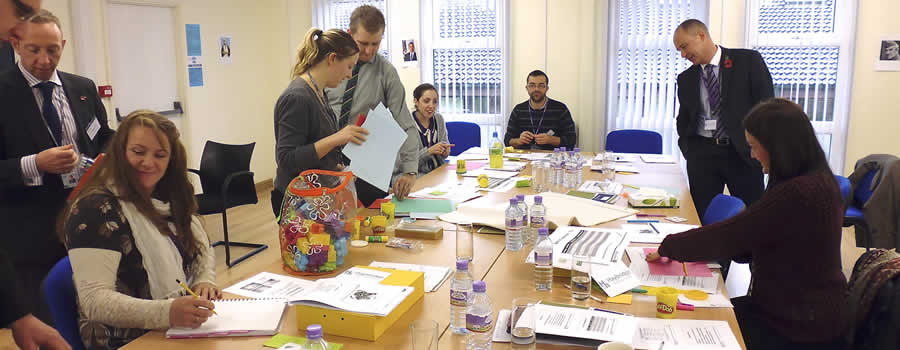 First-class CPD for leaders, teachers and support staff